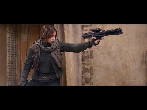 Rogue One - A Star Wars Story: Jyn - The Rebel Featurette