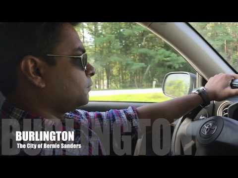 আমেরিকার পথে পথে : Burlington & Lake Champlain,VT II Bangla Travel Show