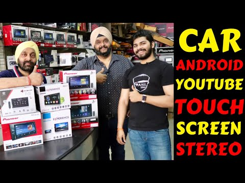 CAR ANDROID TOUCH SCREEN STEREO | MIRROR LINK | YOUTUBE | NIPPON | 2 YEAR WARRANTY |  Rahul Singh