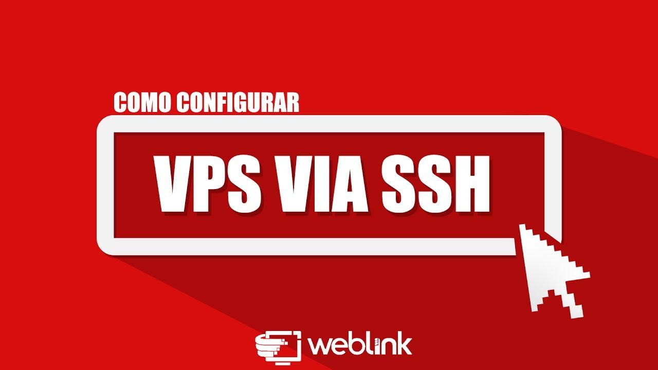 Configurando vps – proxy e ssh
