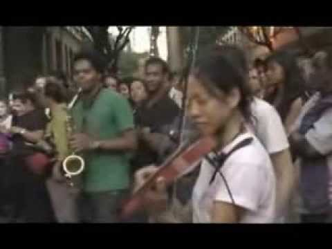 SLM Brazil Missions Trip- Live Worship from the Streets 2007