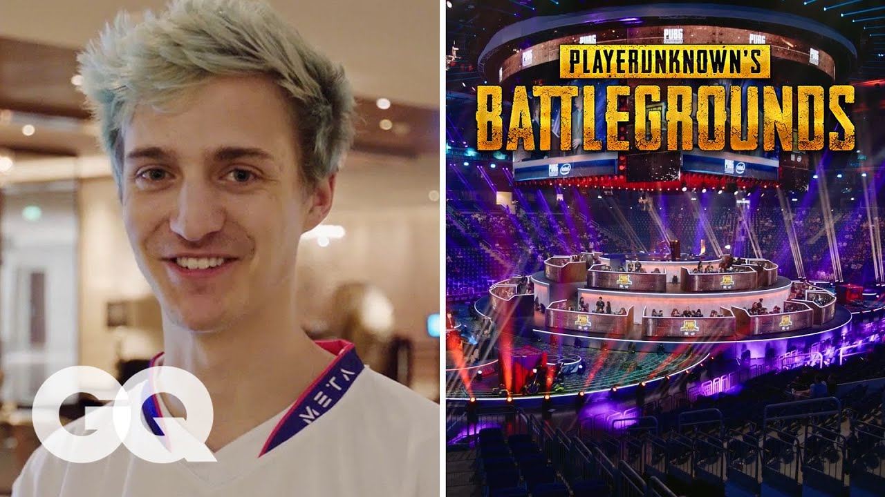 Inside the PUBG World Championship: Battle Royale | GQ Stories