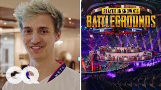 Inside the PUBG World Championship: Battle Royale | GQ Stories