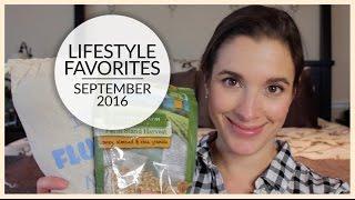 Lifestyle Favorites | September 2016