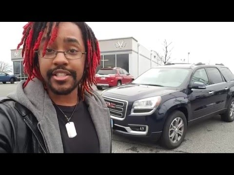 Sold 2016 Gmc Acadia Slt 1 Review Youtube