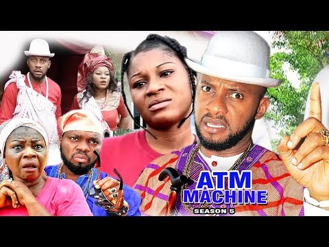 ATM Machine Season 5 - Yul Edochie 2017 Latest Nigerian Nollywood Movie Full HD 1080p