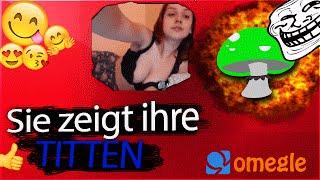 SIE ZEIGT IHRE TITTEN ➡ Sexy? || Omegle Troll #01