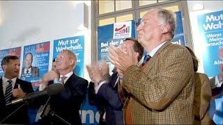German eurosceptics make gains in state polls