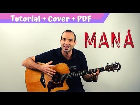 Rayando El Sol | MANA | PDF GRATIS + TUTORIAL + COVER |