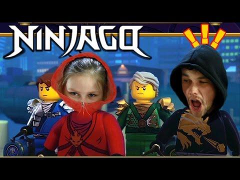 Игра Последняя битва Ниндзяго Лего Онлайн