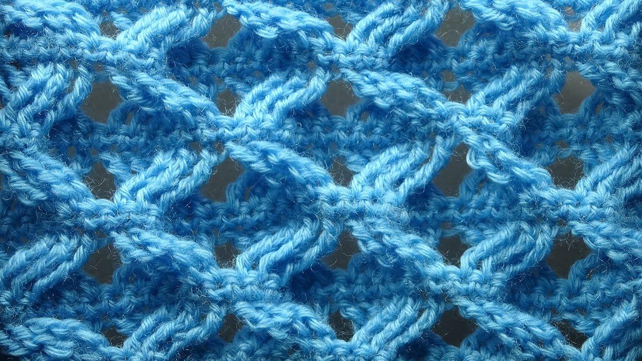 Вязание крючком узоры листик