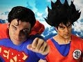 Download Goku vs Superman.  Epic Rap Battles of History Season 3. MP3 song and Music Video