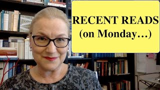 RecentReads (on Monday...)