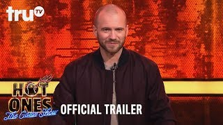 Hot Ones: The Game Show   Official Trailer | Sean Evans Is Bringing The Heat On February 18 | Trutv