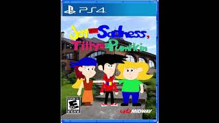 JoyAndSadness, Tilly And Pumpkin Video Game by Midway on PlayStation 4 / Видео