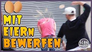 WENN DU EIER HAST! #16 | EIER BEWERFEN
