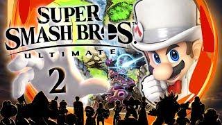 SUPER SMASH BROS. ULTIMATE 👊 #2: Mario und Marth schließen sich an!