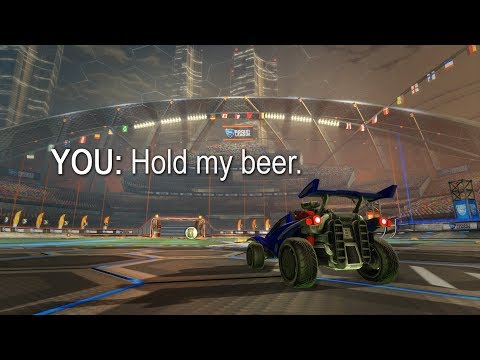 This Is What Rocket League Quickchats ACTUALLY Mean