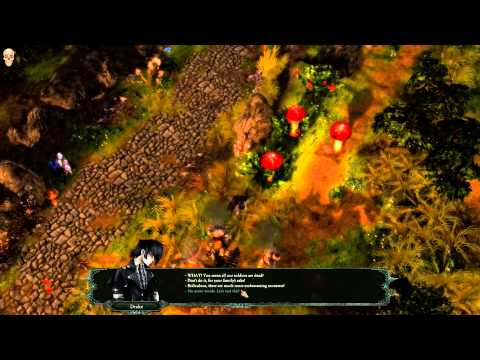 Grotesque Tactics: Evil Heroes (HD+), The very beginning, #001 |