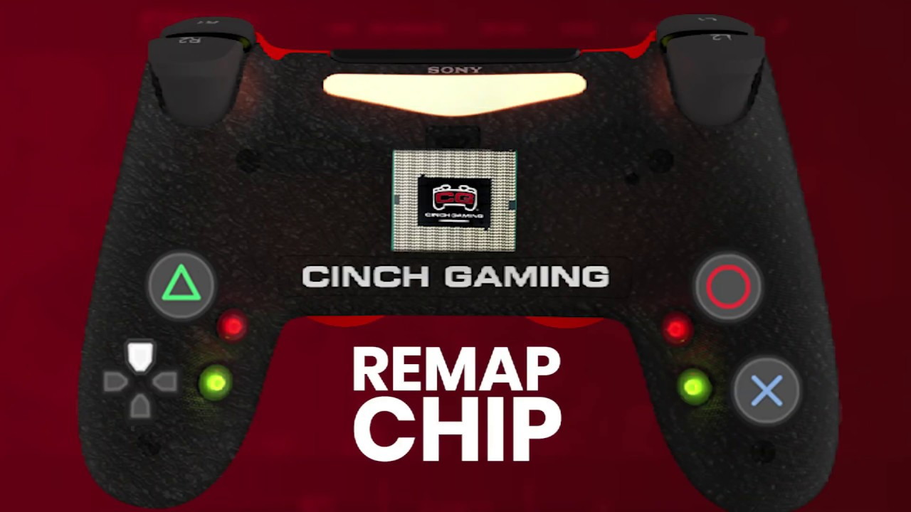 Cinch Gaming | eSports Tournament Game Controllers