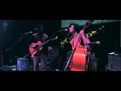 Julie Davis & Mugison perform at Reykjavik Calling in Denver CO HD