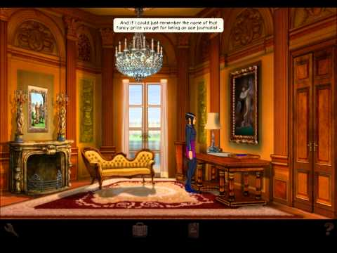Broken Sword - Shadow of the Templars: The Director's Cut - Part 1  HD Gameplay