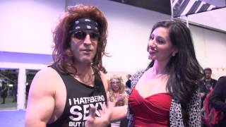 Steel Panther NAMM Takeover 2015