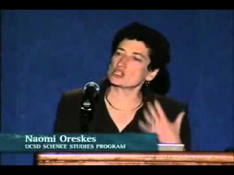 Naomi Oreskes: Historia denializmu