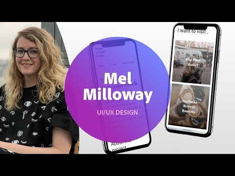 Designing Engaging Websites with Mel Milloway - 1 of 3
