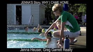 Jenna's Story: Why I Came Home