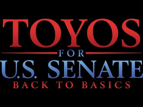 "TOYOS for Senate Campaign Song ""Back To The Basics"" featuring Shelby Lee Lowe"