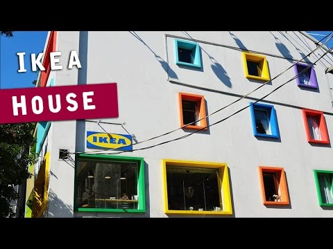 UNUSUAL PLACE IN TAIPEI: IKEA HOUSE