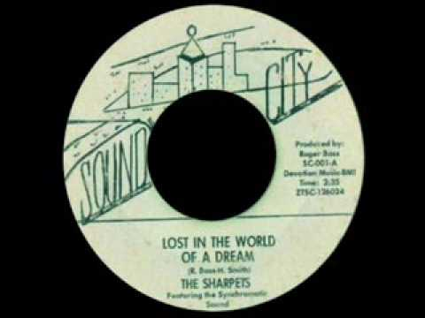 The Sharpets - Lost In The World Of A Dream