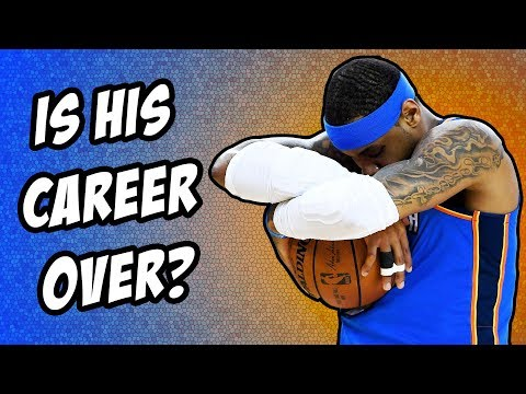 Is This The End Of Carmelo Anthony?