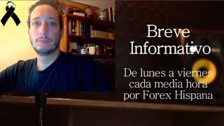 Breve Informativo - Noticias Forex del 26 de Septiembre 2018