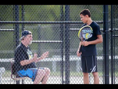 Girls outnumber guys on Flint Jaguars high school boys tennis team