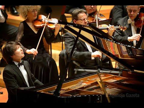 Seong-Jin Cho : Chopin Piano Concerto No 1 (20151030 Prize Winners' Concert, Katowice)