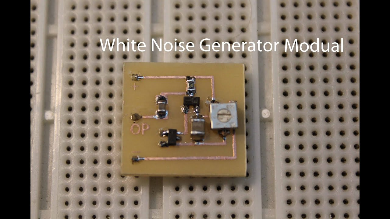 White Noise Generator Circuit Diagram Images