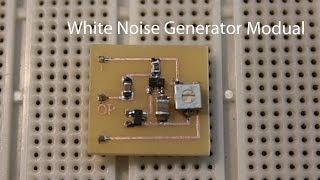 Gambar cover White Noise Generator