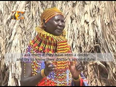 Unsung Heroes: Elizabeth Lomeo is a traditional midwife in Turkana county