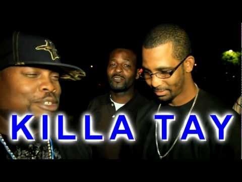 (NEW VIDEO) KILLA TAY: BOB MARLEY GREEN 2011 by: mac rell