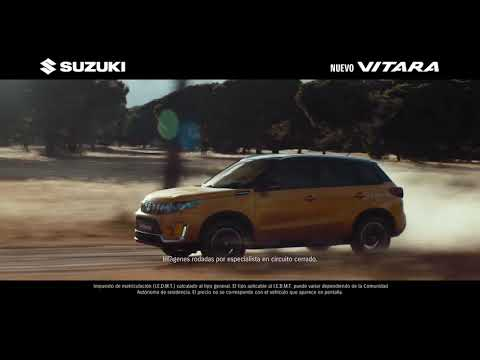 SUZUKI - NUEVO VITARA - TIME TO PLAY