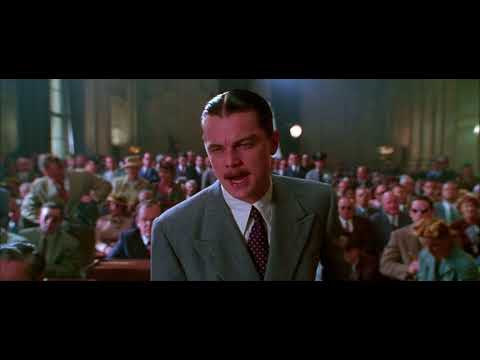 The Aviator 2004 - Brewster Senate Hearings scenes