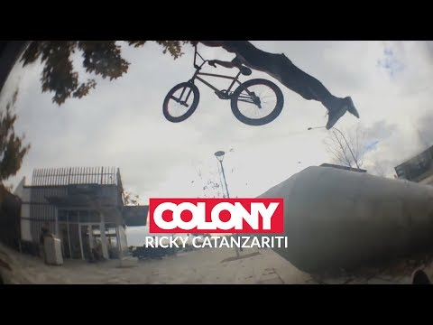 Ricky Catanzariti is back with another video part stacked with some amazing and unique moves. Thanks for watching, make sure you subscribe: ...