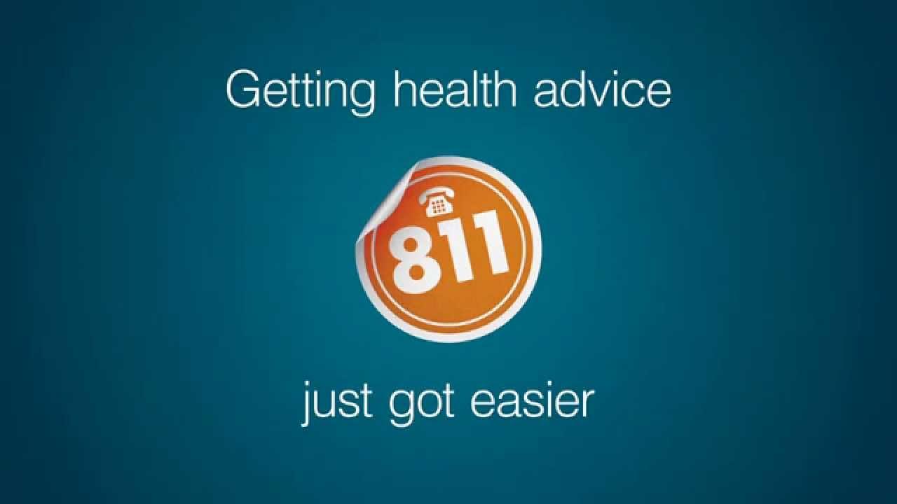 811 Health Link - YouTube
