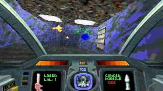 DOS Game: Descent