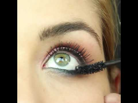 Maquillaje de ojos con la paleta de sombras de Jorge de la Garza Make Up