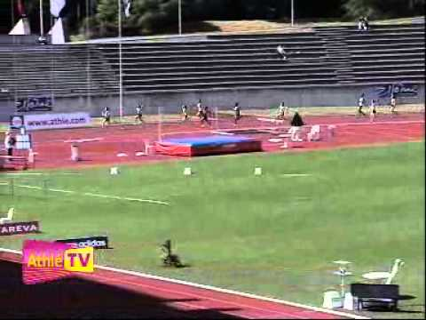 Bondoufle 12 juillet 2009 4x100M femmes Frances espoirs