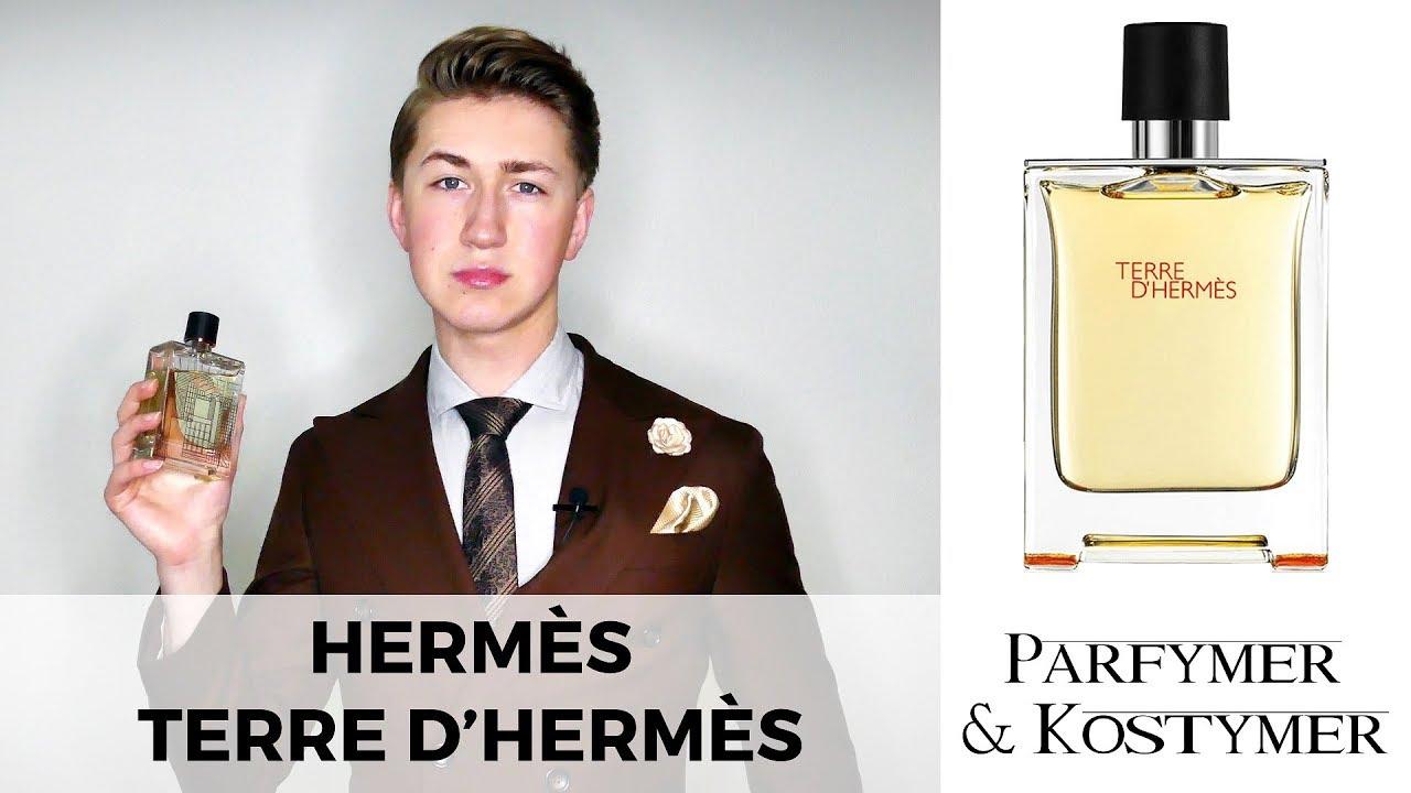 hermes parfym herr