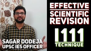 100% याद रखने का Scientific और सही तरीका  | How do Toppers Study & Revise Effectively